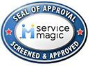 Service Magic Seal